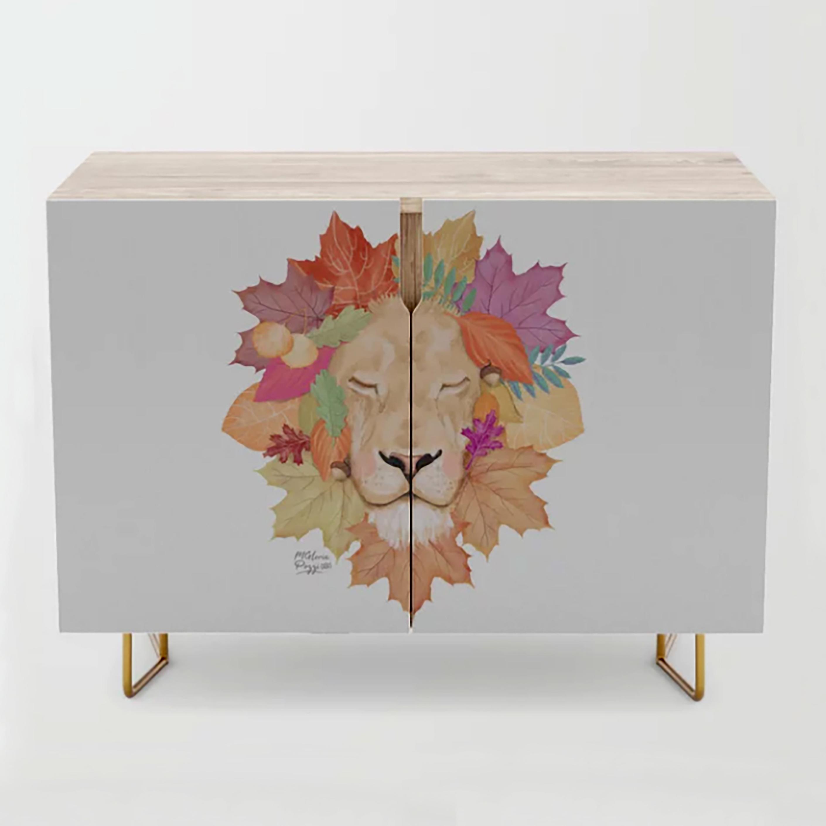 credenzas_lion