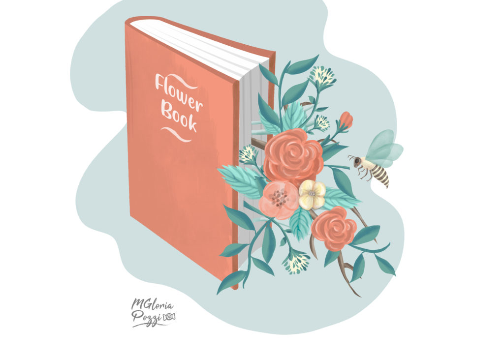 Flower Book, by sweetcandyroll