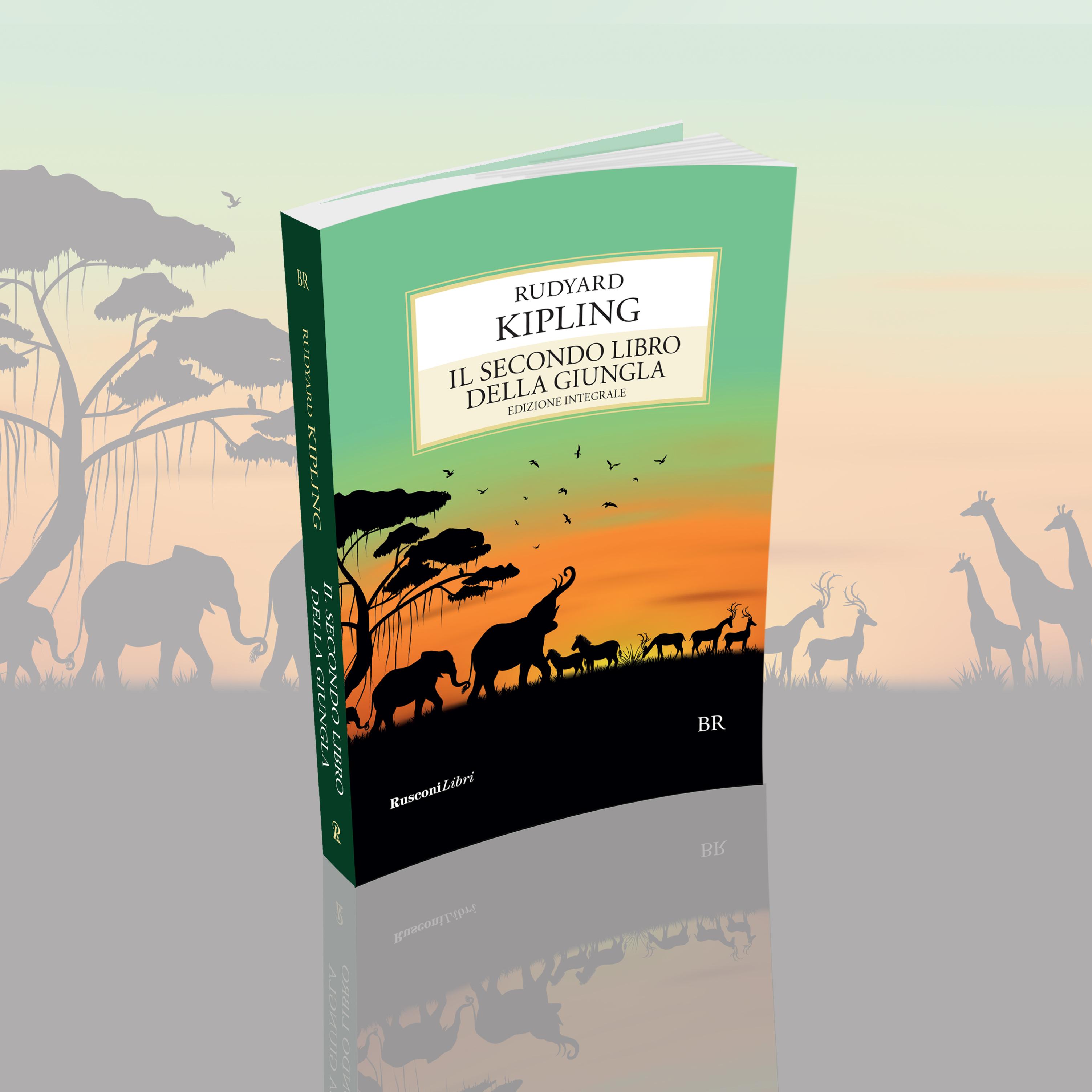 Rusconi-libri-il-secondo-libro-della-giungla