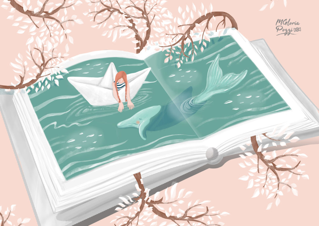 The stories of the Spring on the sea - Sweetcandyroll