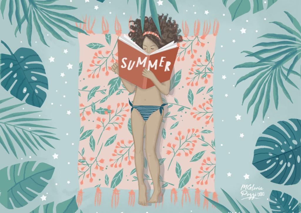 Summer readings - Sweetcandyroll
