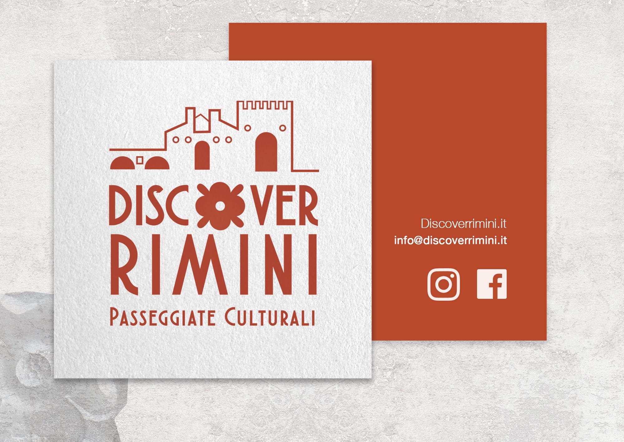 discoverrimini-brand-identity-logo-biglietto-da-visita