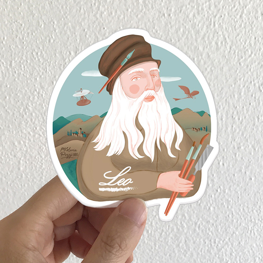 sticker-Leo-by-sweetcandyroll