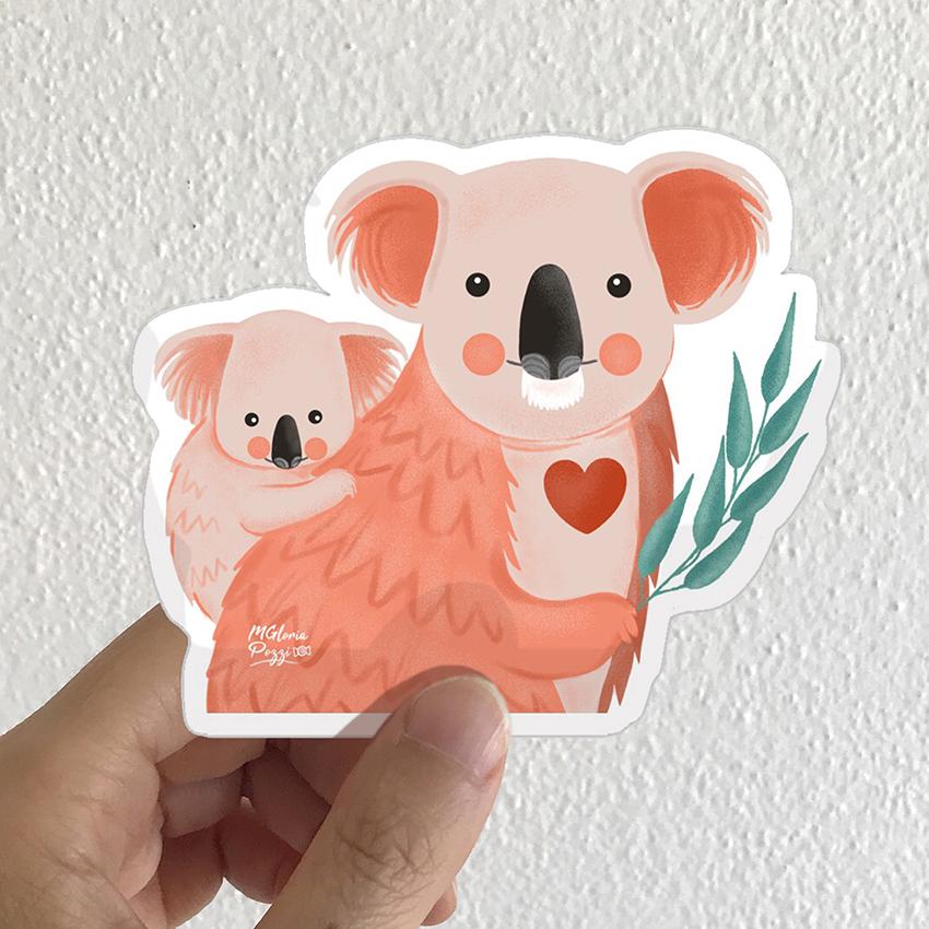 sticker-koala-by-sweetcandyroll
